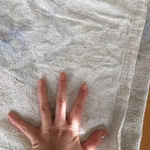 クロスステッチ,洗濯,洗い方