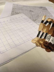 みのり工房,フォトクロスステッチ,クロスステッチ,無料,犬,いぬ,わんこ,写真から,クロスステッチ,作り方
